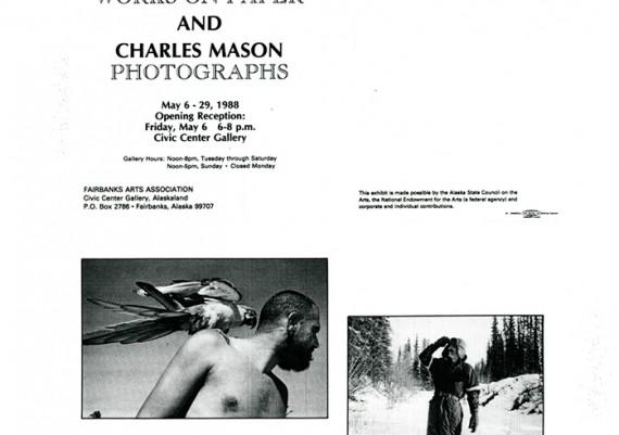 1988, Works on Paper, Fairbanks, Alaska