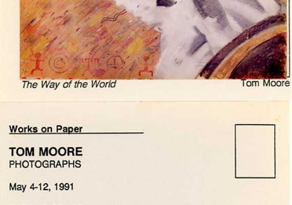 1991, Works On Paper, Pyramid Art Gallery, Rochester, New York