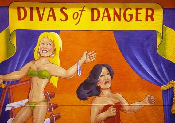 Divas of Danger