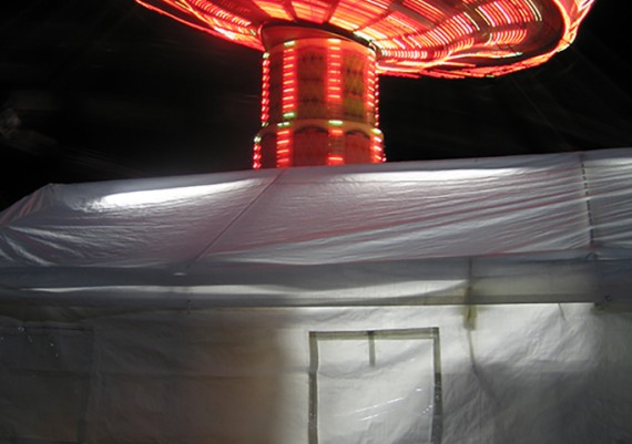 The Carnival Tent, Hampton, Virginia