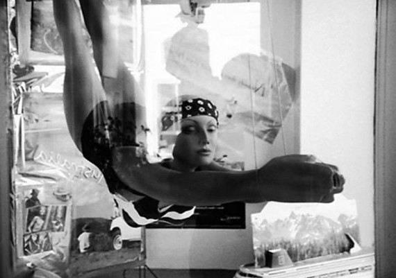 The Swimmer in the Window