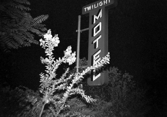 Twilight Motel, Willamsburg, Virginia