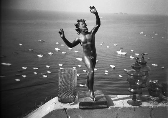 Zeus Statue, Positano, Italy