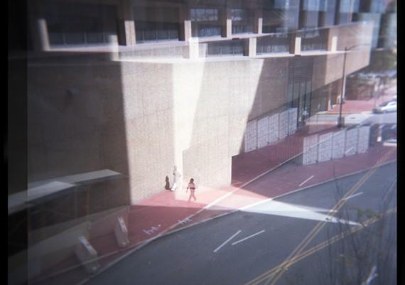 Street Scene Near MCV