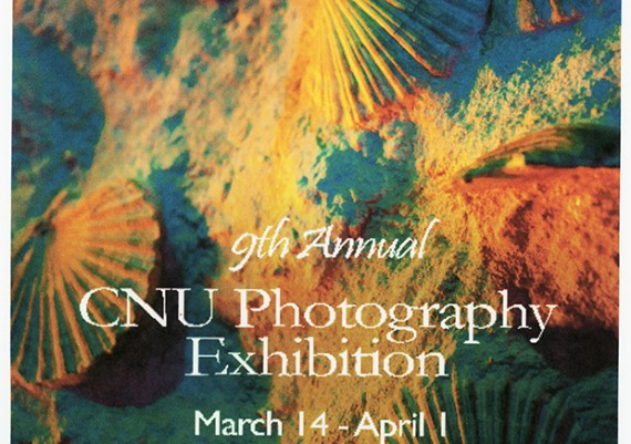 9th Annual CNU Photography Exhibition, March 14-April 1, 2016